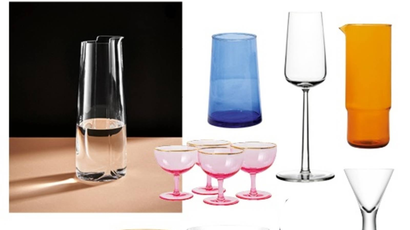 13 elegant glassware pieces even the fussiest drinker will love