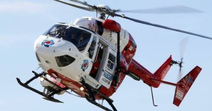 Crews from the Nelson Marlborough Rescue Helicopter flew an injured boy and an injured hunter to hospital in separate ...