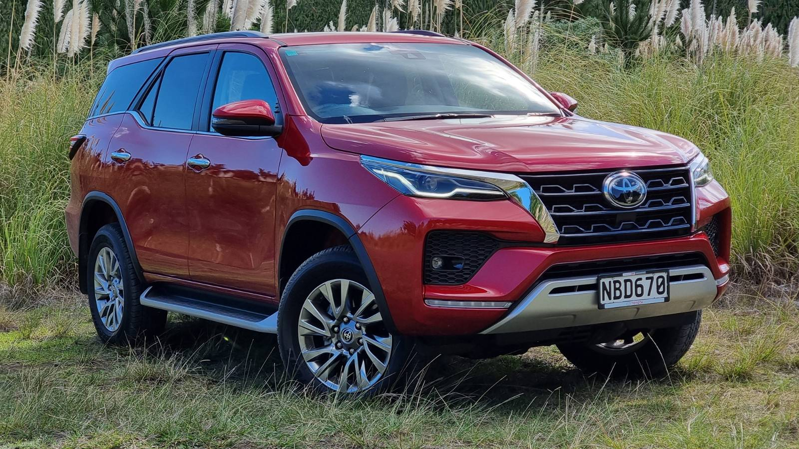 Facelifted Fortuner still a capable contender