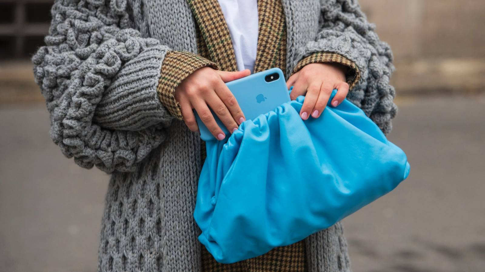 Why chunky knits are having a moment