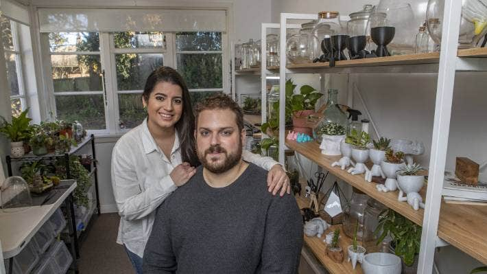 The thousands of Kiwis selling their wares on the Chooice website, include Pamela and Ivan Perez who run a Christchurch-based business called The Twig.