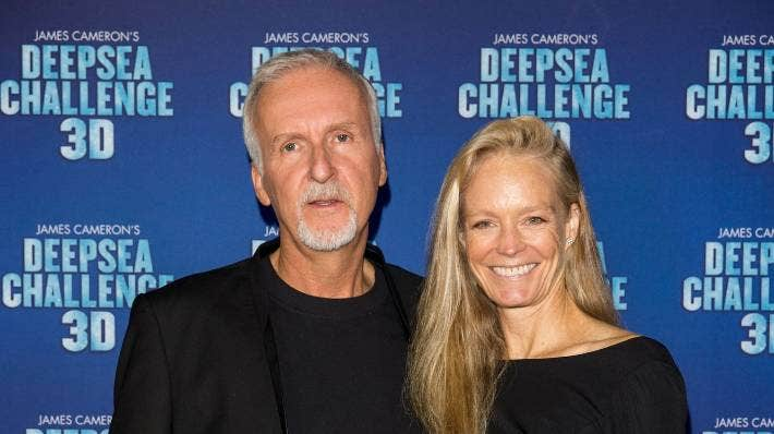 James Cameron and Suzy Amis Cameron say they are loving their life in New Zealand