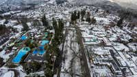 Hanmer Springs to be transformed into a 'winter wonderland'