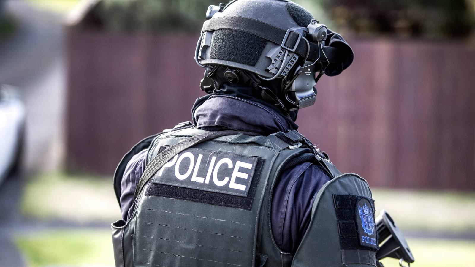 Manawatū police are hunting for motorist with firearm