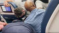 Unruly off-duty flight attendant forces plane to divert