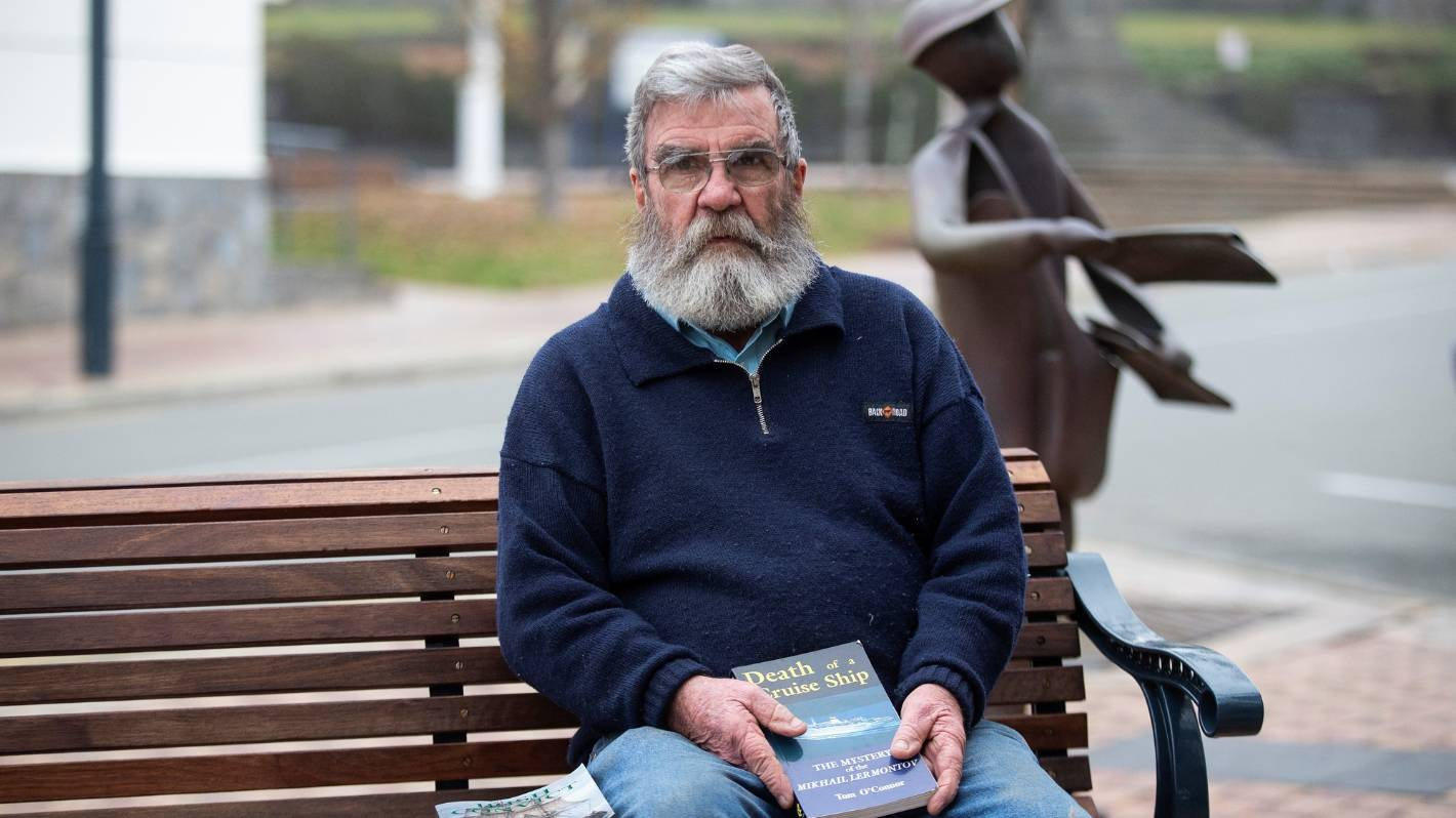 South Canterbury author says history needs to be 'recorded properly'