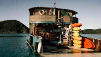 The boat that rocked domestic tourism