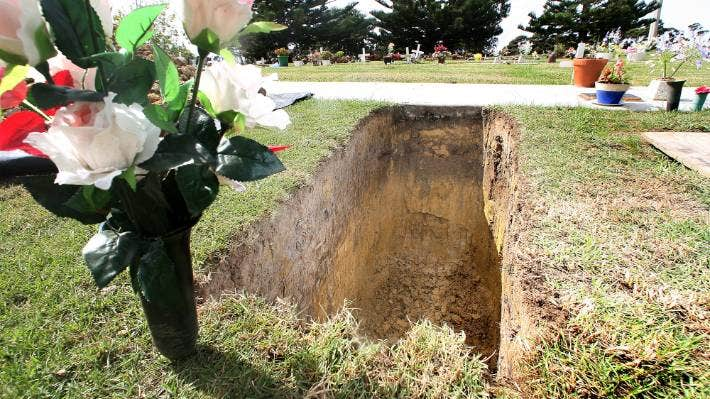 Burial is increasingly pricey as local councils hike prices of plots they must maintain in perpetuity.