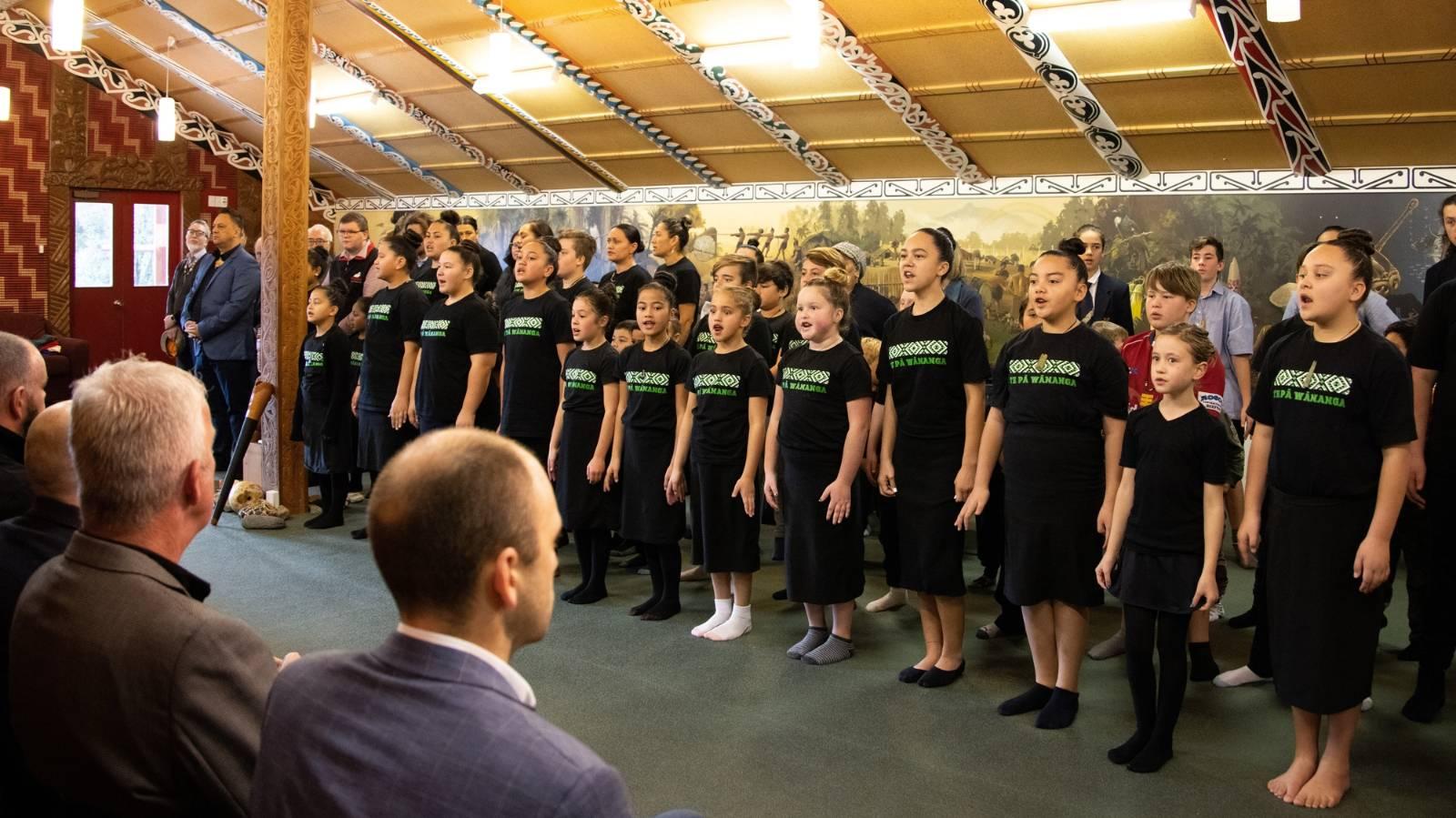 Te Tātoru o Wairau: Iwi gift name to school relocation project