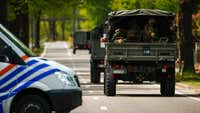 Body of Belgian fugitive far-right soldier found