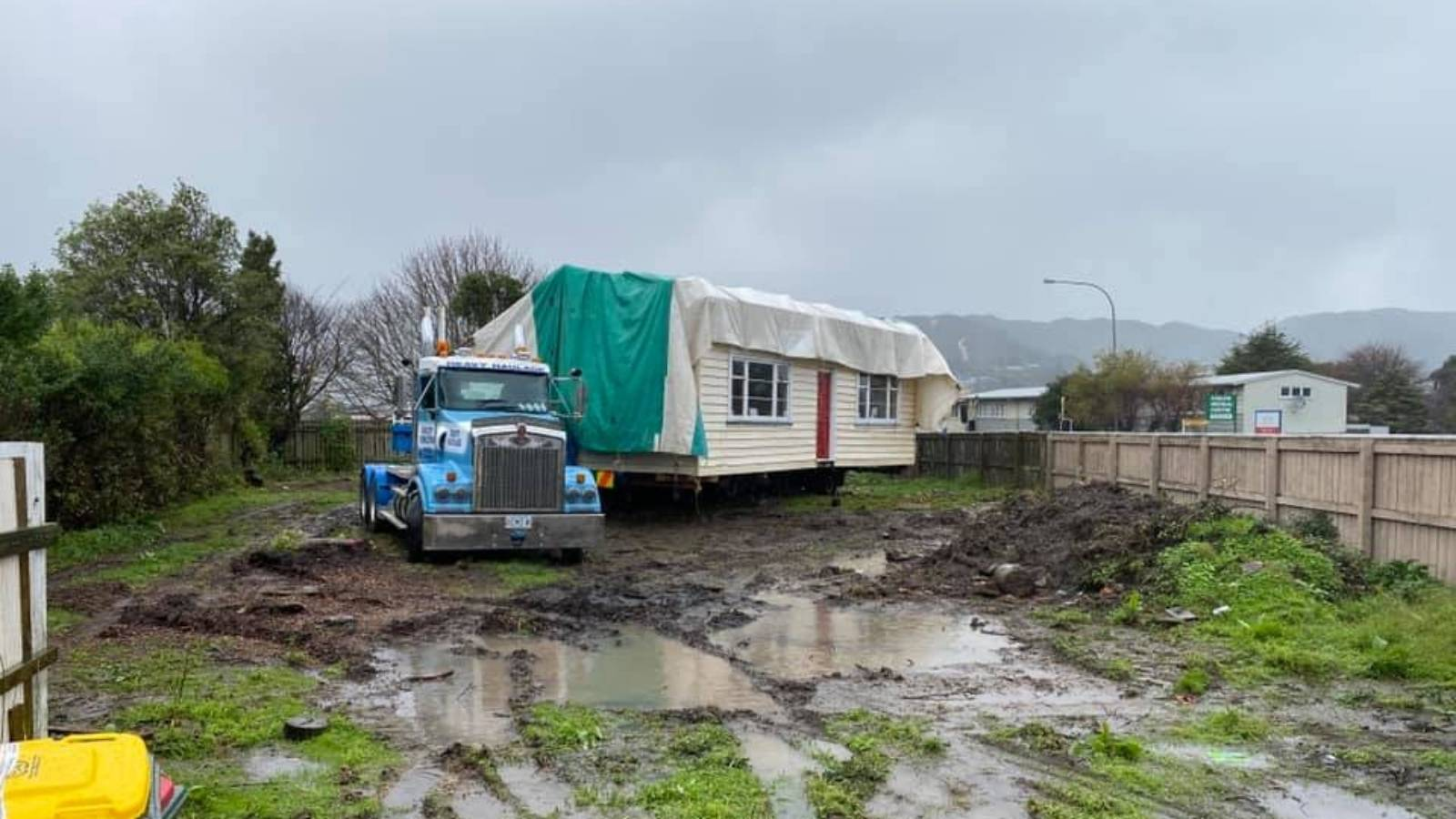 Teenage first home buyer relocating one of Hutt's oldest homes