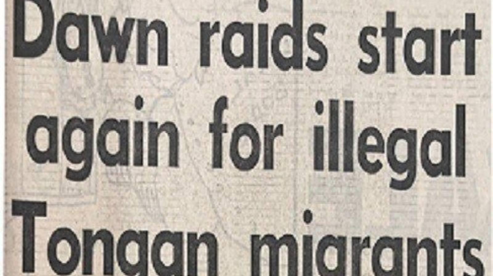 The dawn raids explained