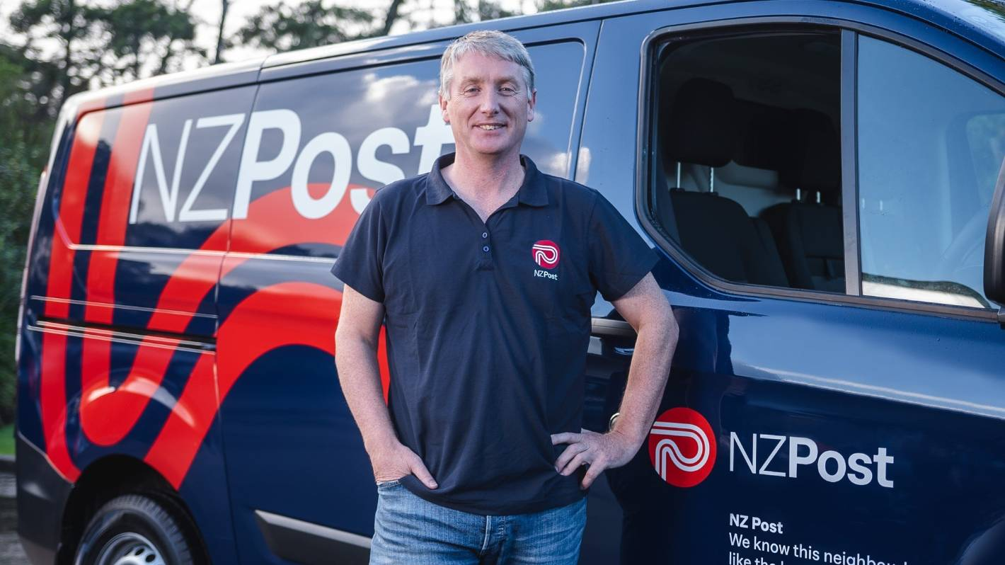 NZ Post spends $15 million on a new look to unite its courier brands    Stuff.co.nz