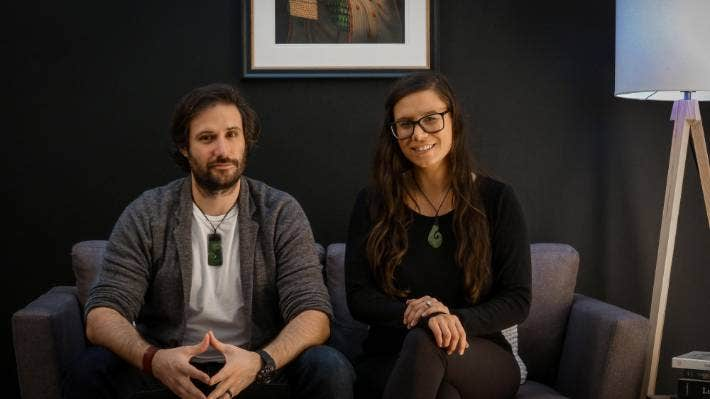 Victor and Amber Marie Naveira, the owners of Wellington film production company The Granary, are aiming to provide virtual production technology for small and independent filmmakers.