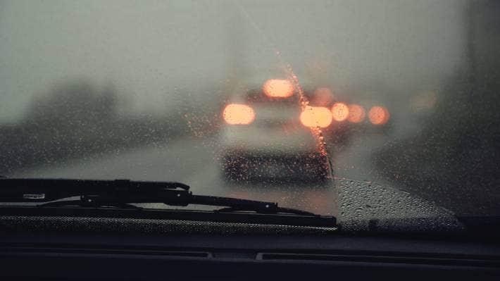 Auckland had 40 millimetres of rain on Monday morning (file photo).