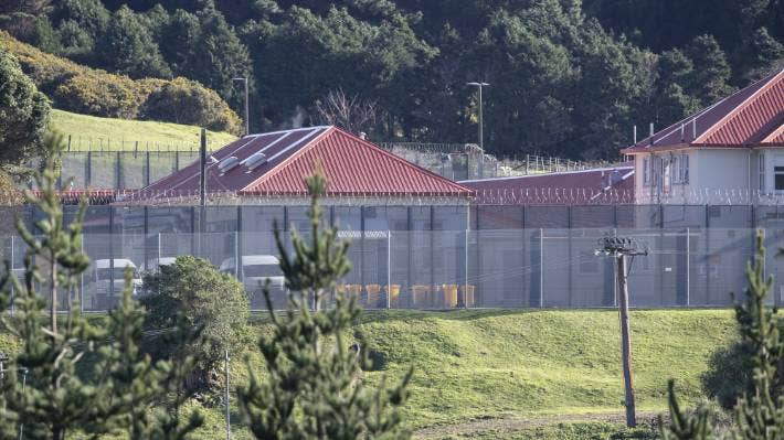 Prisoners from Auckland Region Women's Corrections Facility arrived at Arohata Prison in Tawa on Wednesday. (File photo).