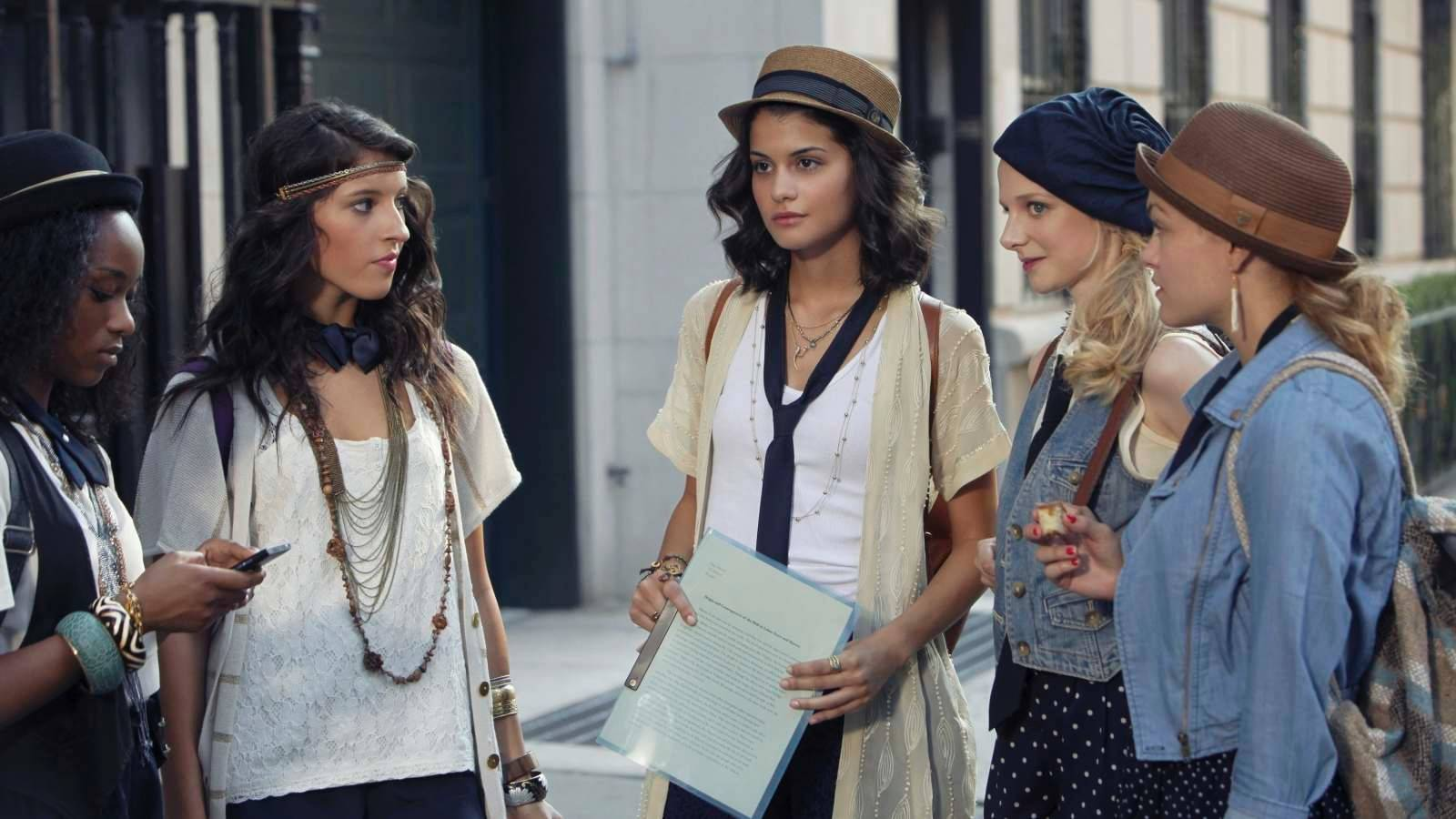 Clothes are the true stars of Gossip Girl reboot