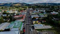 Tararua town embraces its new slogan