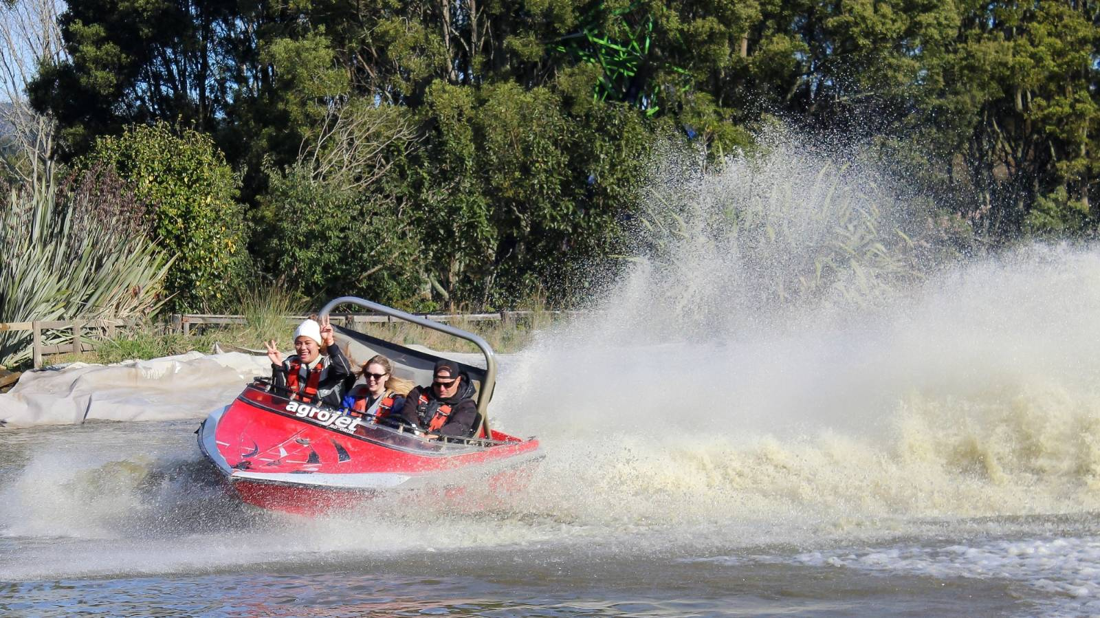 Iwi plea to keep jet boats off cultural important West Coast rivers