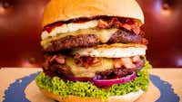 This is not your average burger bar