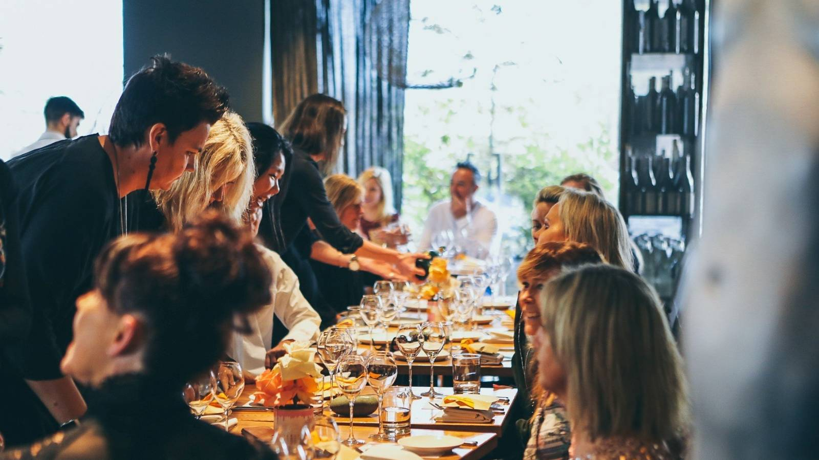 Possibility of bigger gatherings a ray of sunshine for hospo and events