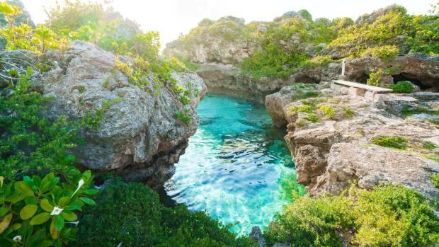 Inside Niue, a tropical island paradise