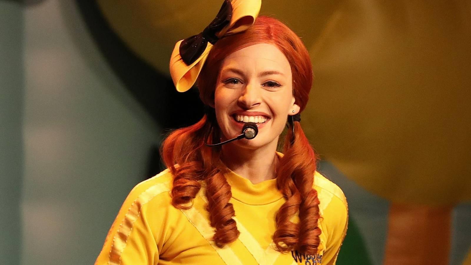 Yellow Wiggle Emma Watkins quits