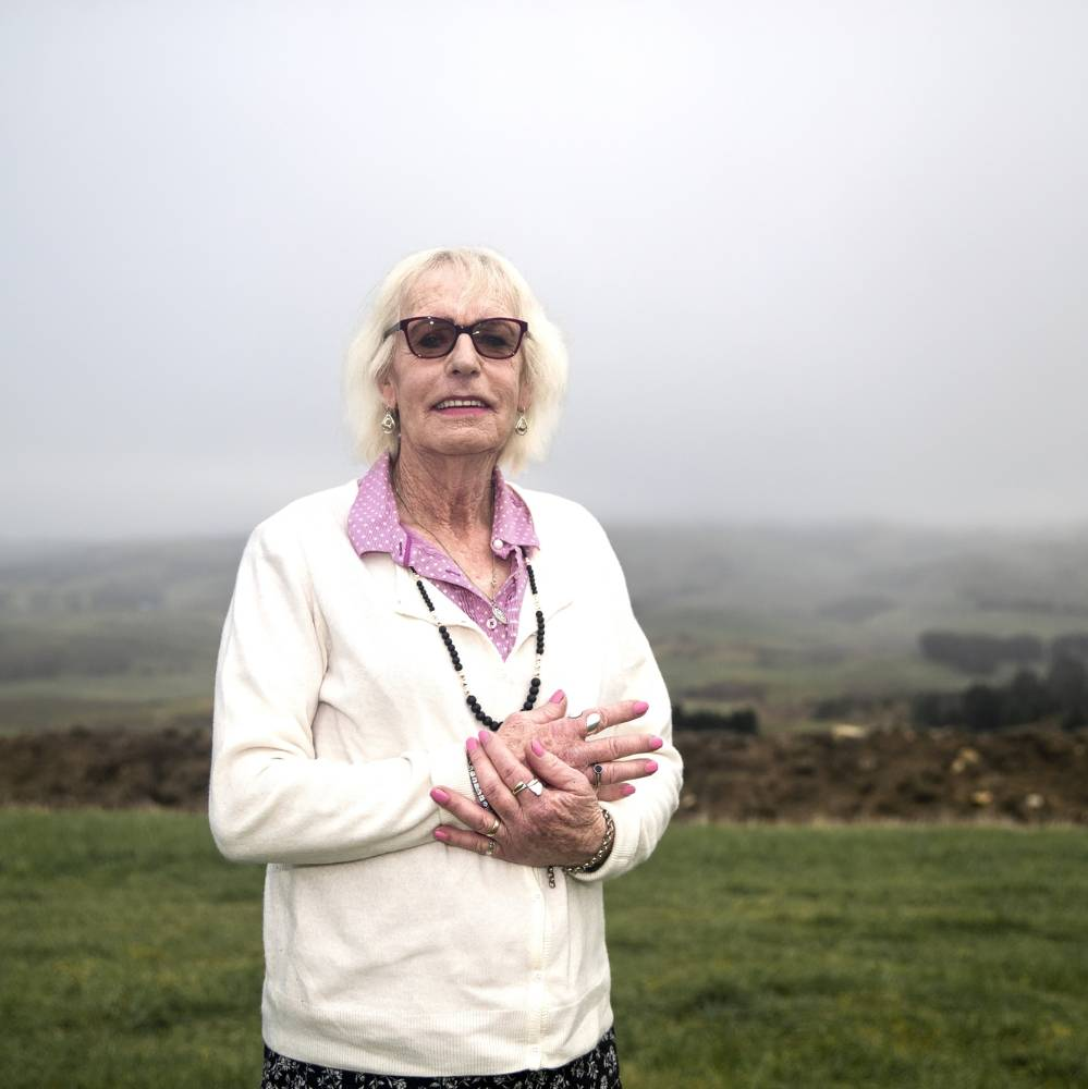 'You carry it all your life': Coming out as transgender in your seventies