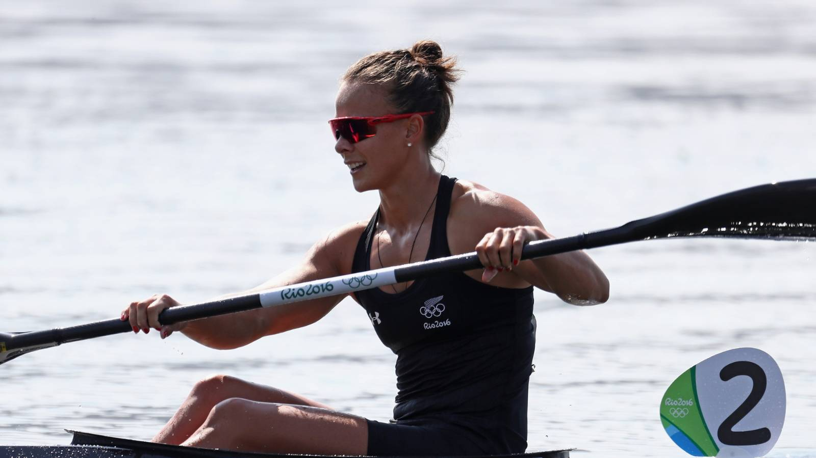 Carrington could become NZ's most medalled Olympian in Tokyo