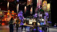 Auckland's Weta Workshop Unleashed a memorable experience