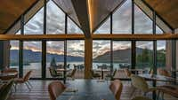 The hotel with Scandi style in Queenstown
