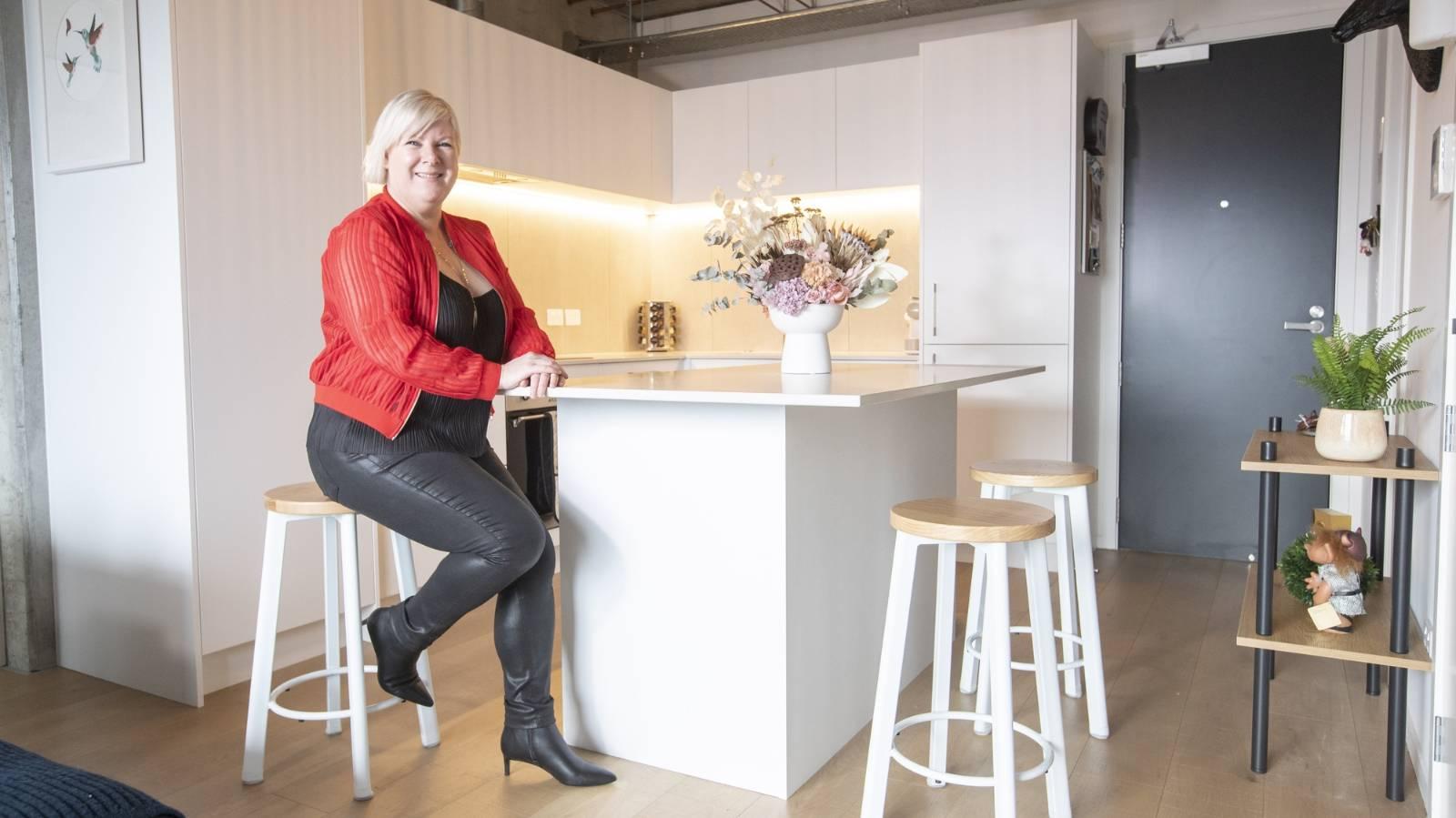 Inside Jay-Jay's New York-style Auckland home