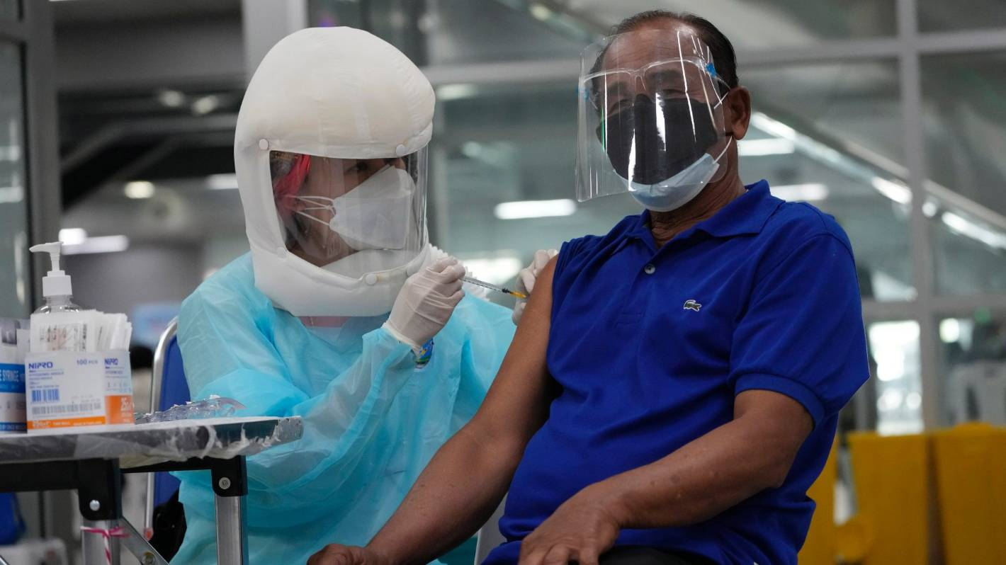 Image Covid-19: Death rates soar in Southeast Asia as virus wave spreads