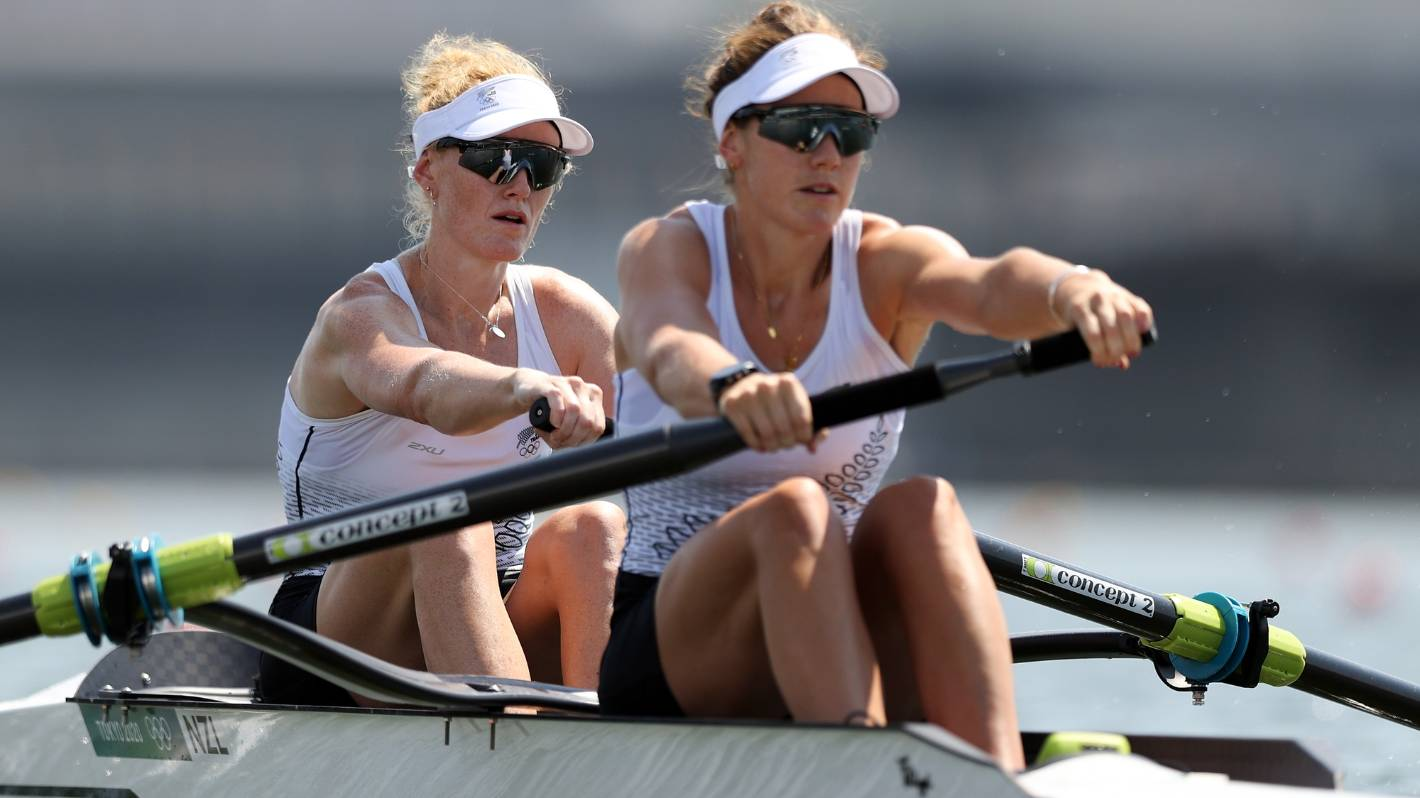 Successful begin for New Zealand rowers with double obligation as we speak at Tokyo Olympics