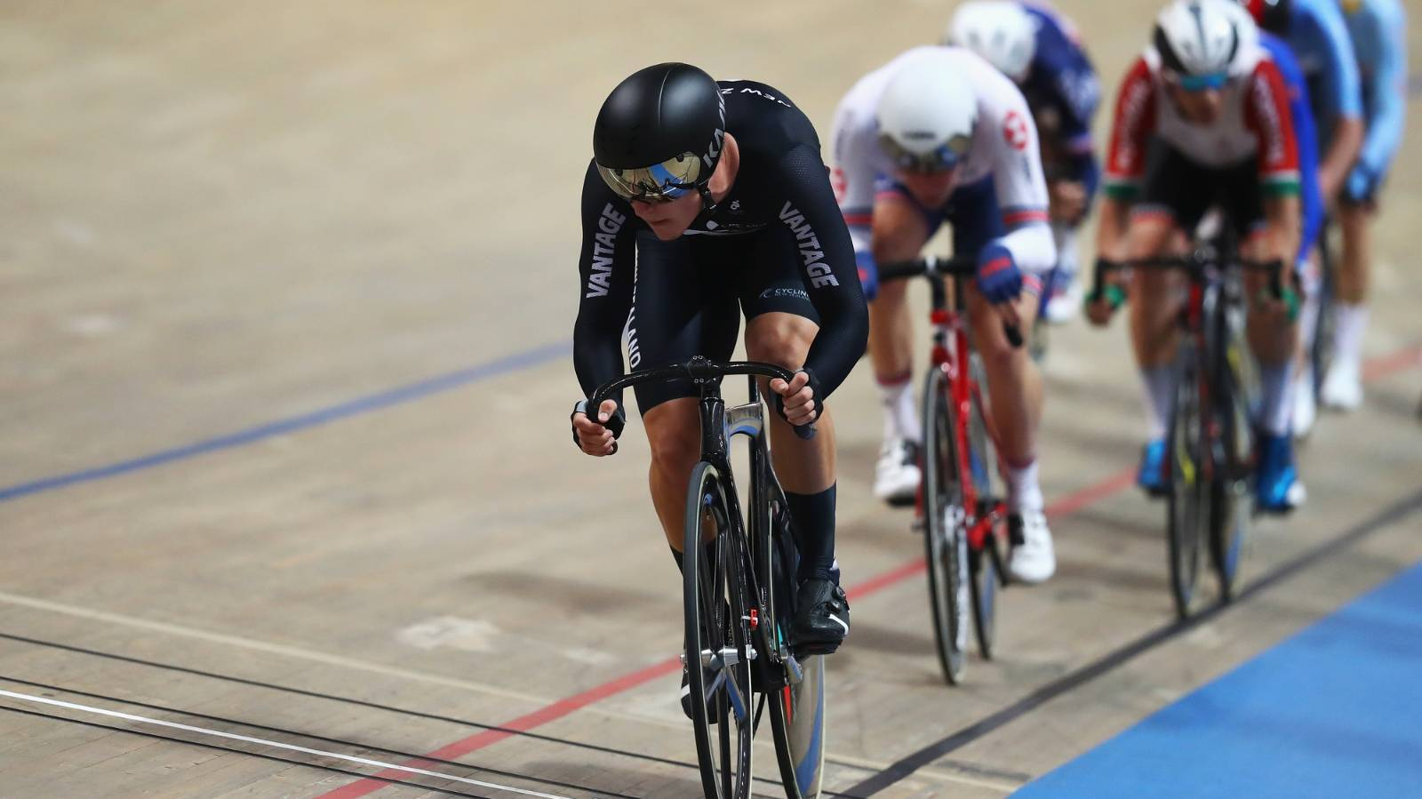 NZ on track for cycling success at Tokyo Olympics