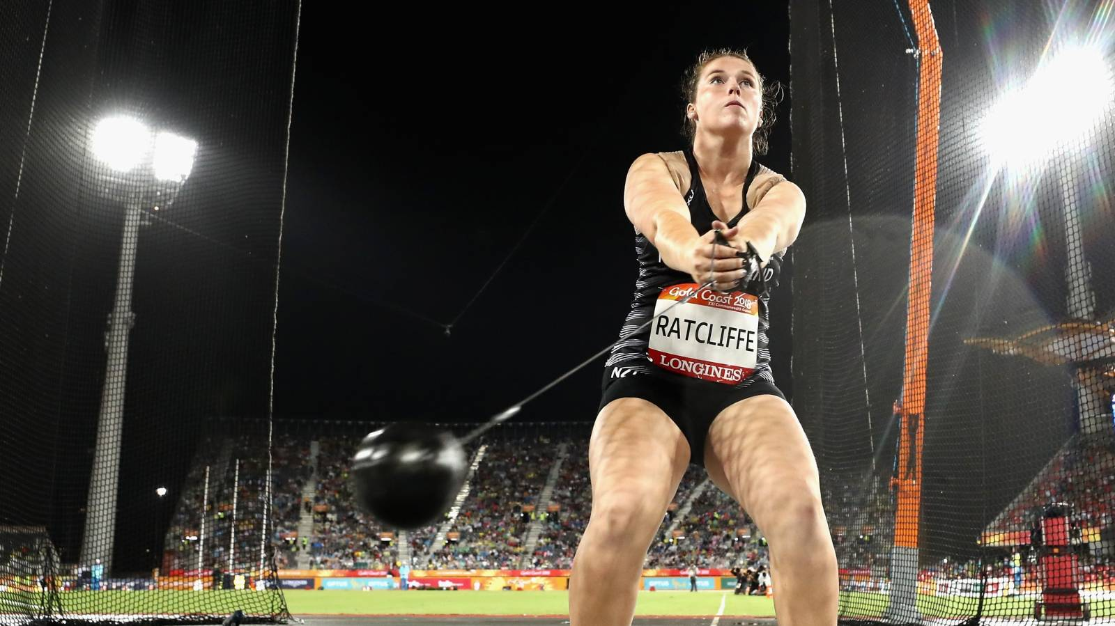 The art (and science) of the hammer throw