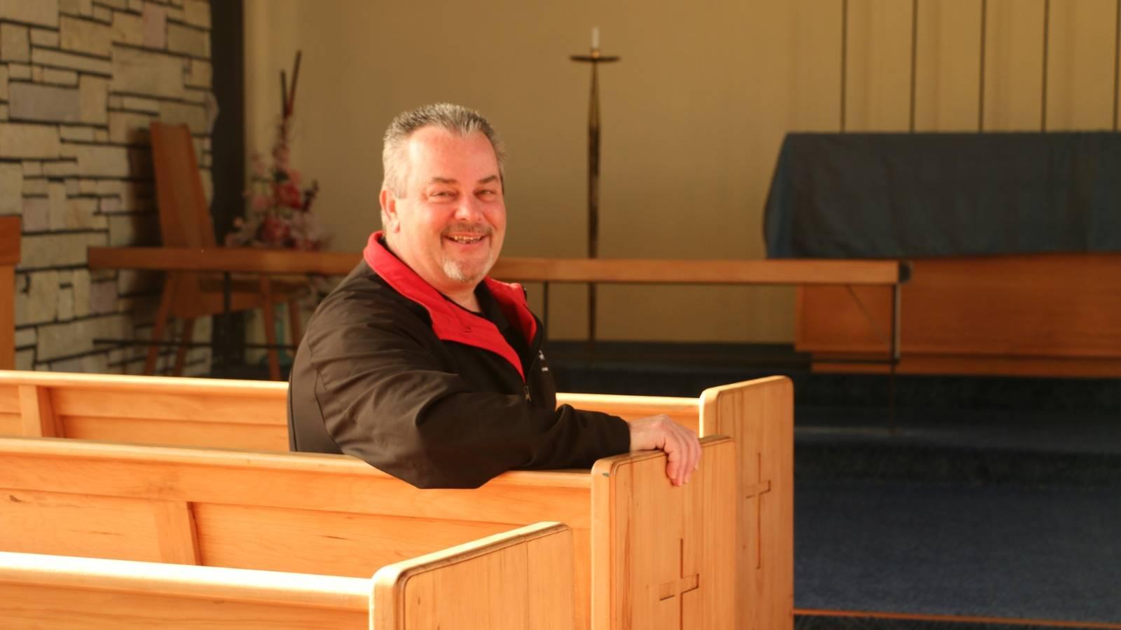 New life for old Taranaki church