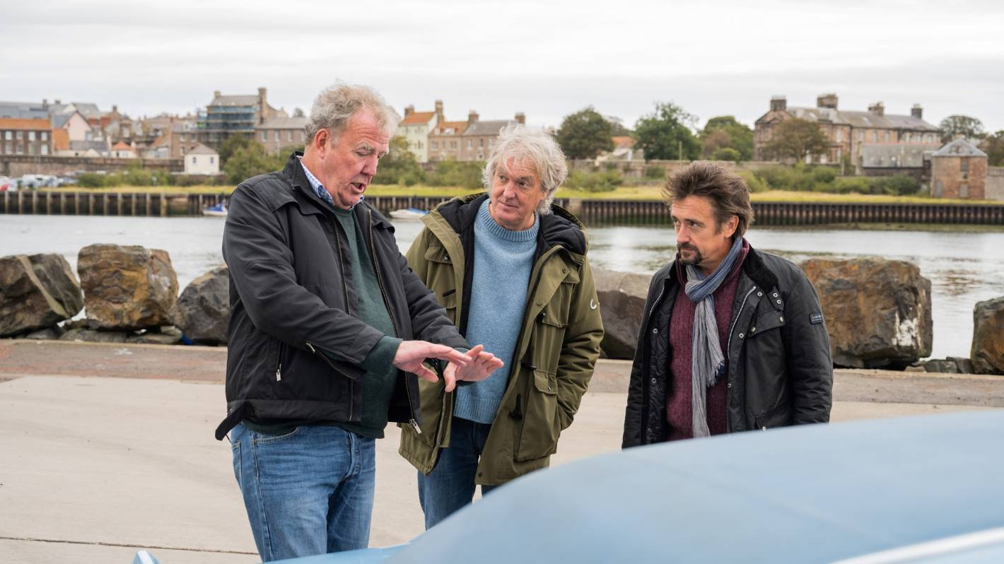 Lochdown: Have Amazon's Grand Tour trio lastly discovered Prime Gear once more?