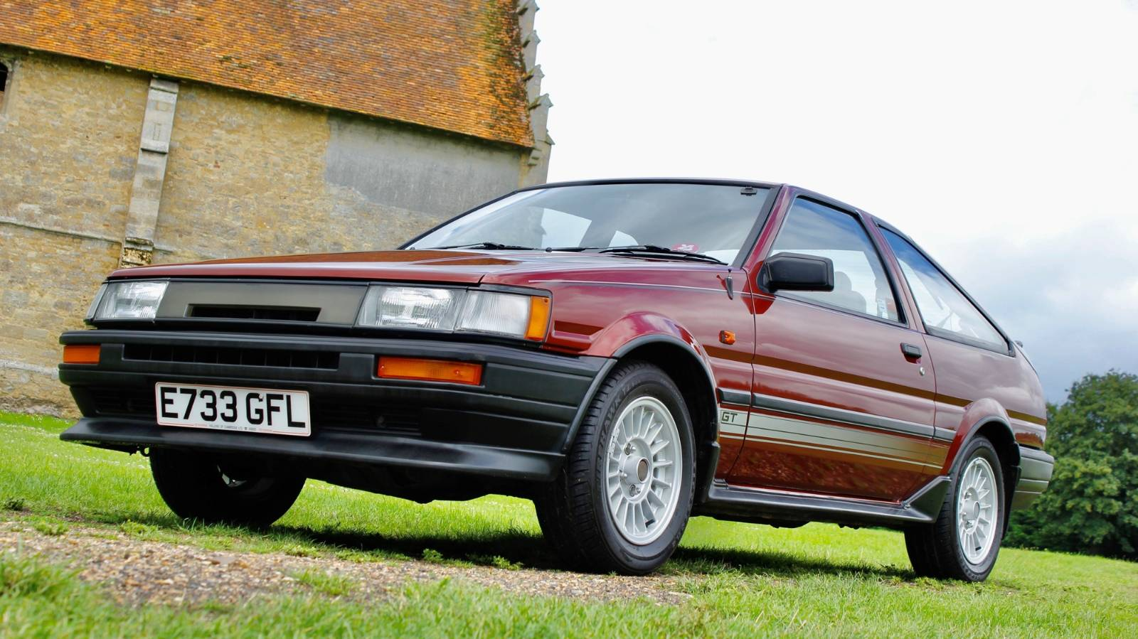 Would you pay $90k for a 1987 Toyota Corolla?