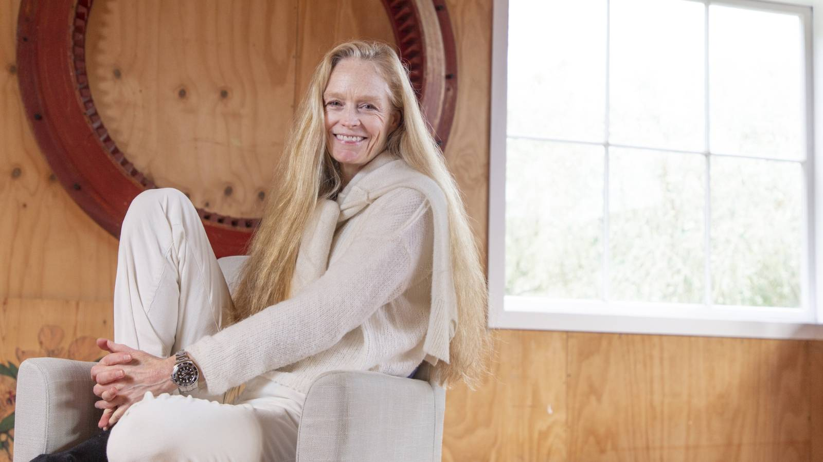 Suzy Amis Cameron on why she and husband James are here to stay