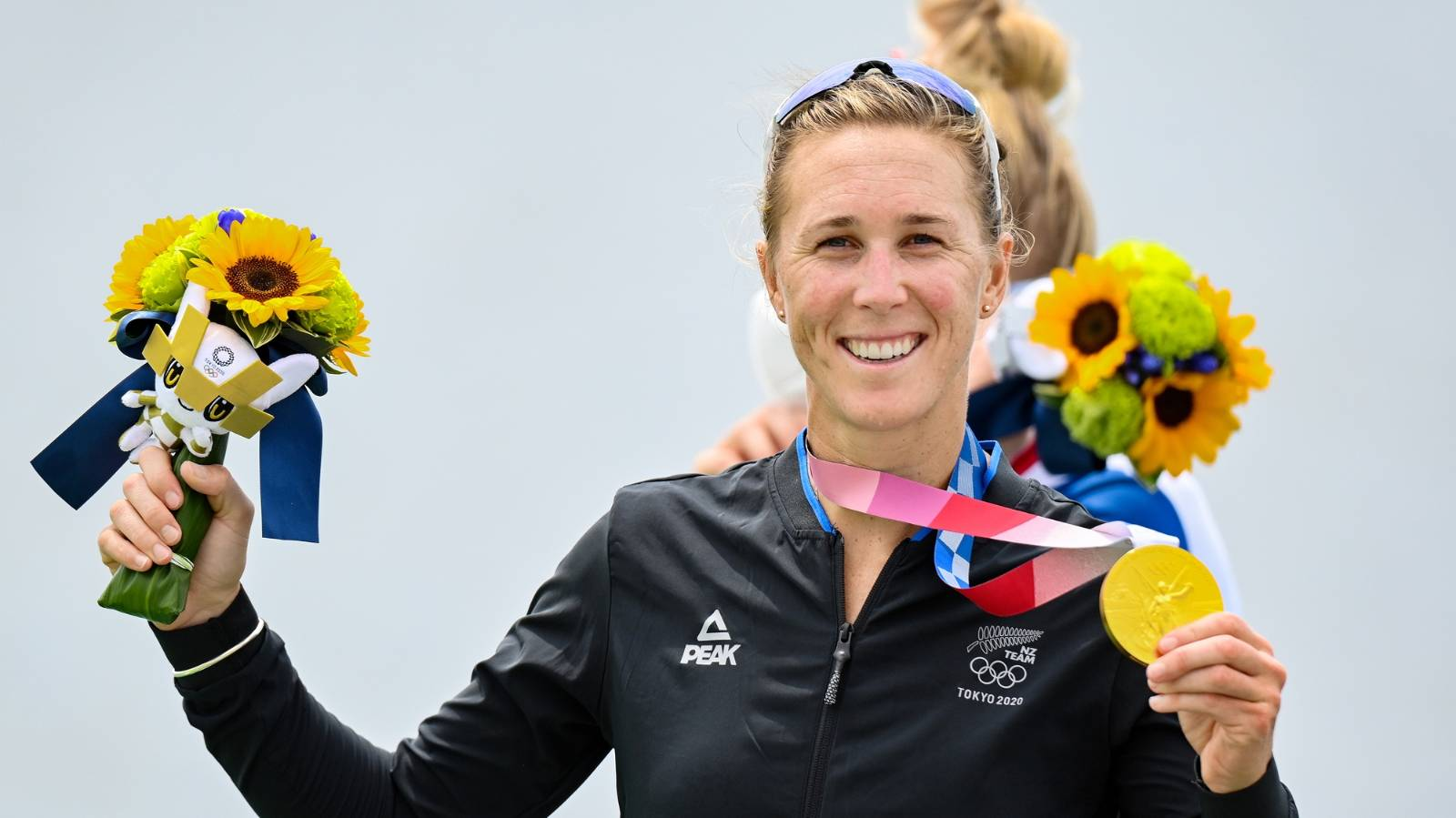 'Never stop believing': Rowing's new golden star on the secret to her success