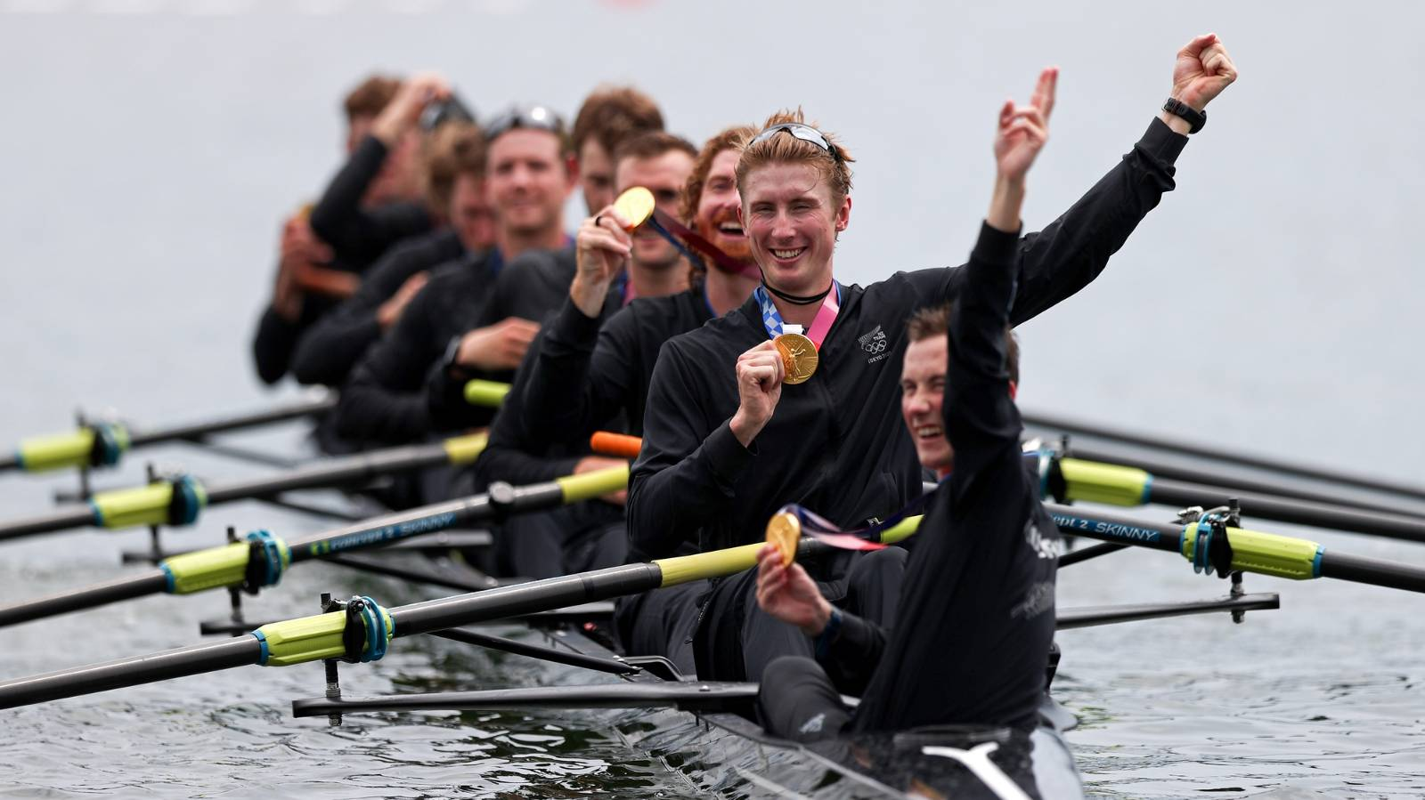 Our finest hour: Rowers' medal plunder a new Olympic high point