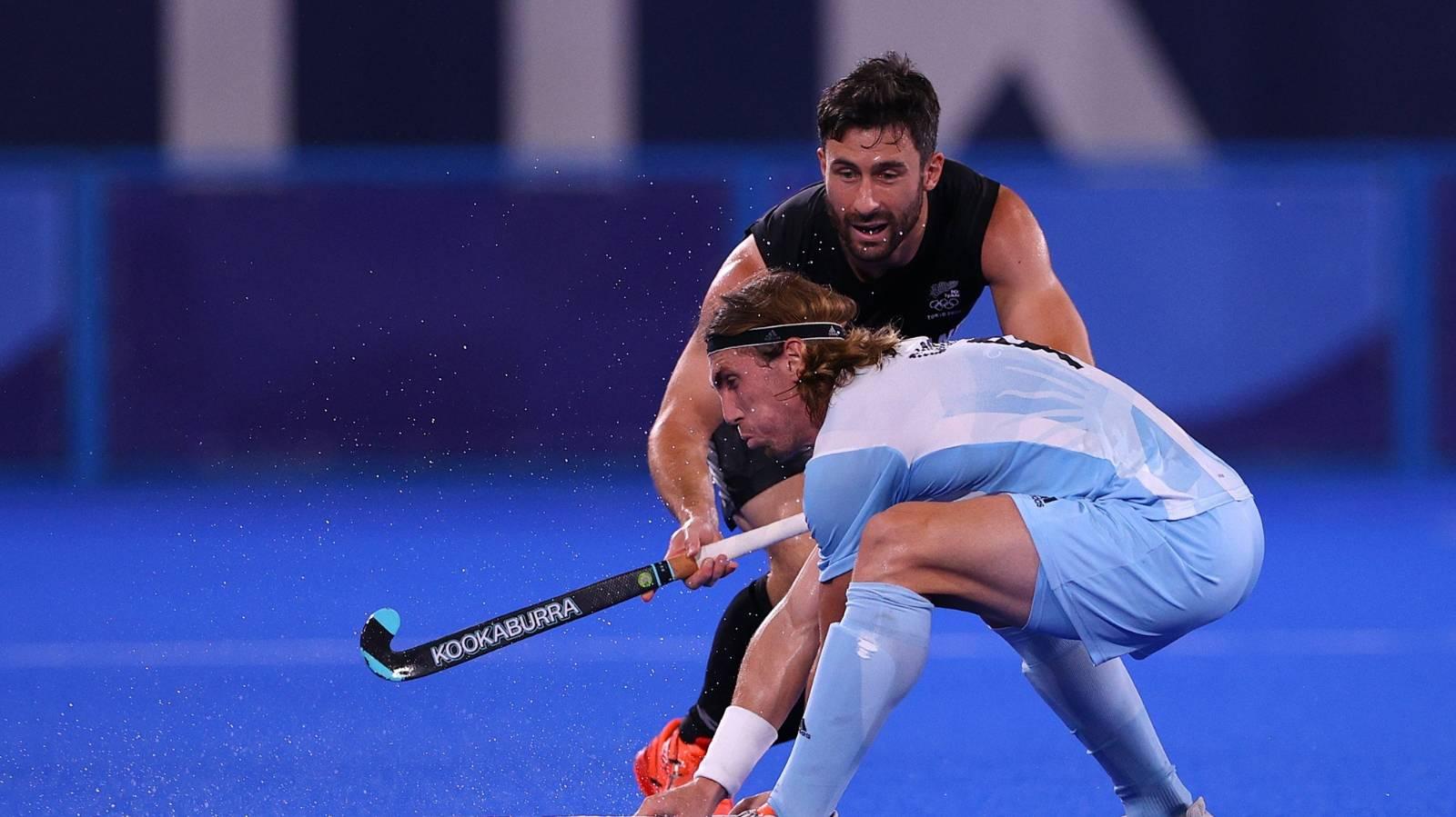 Black Sticks men eliminated after Argentina loss