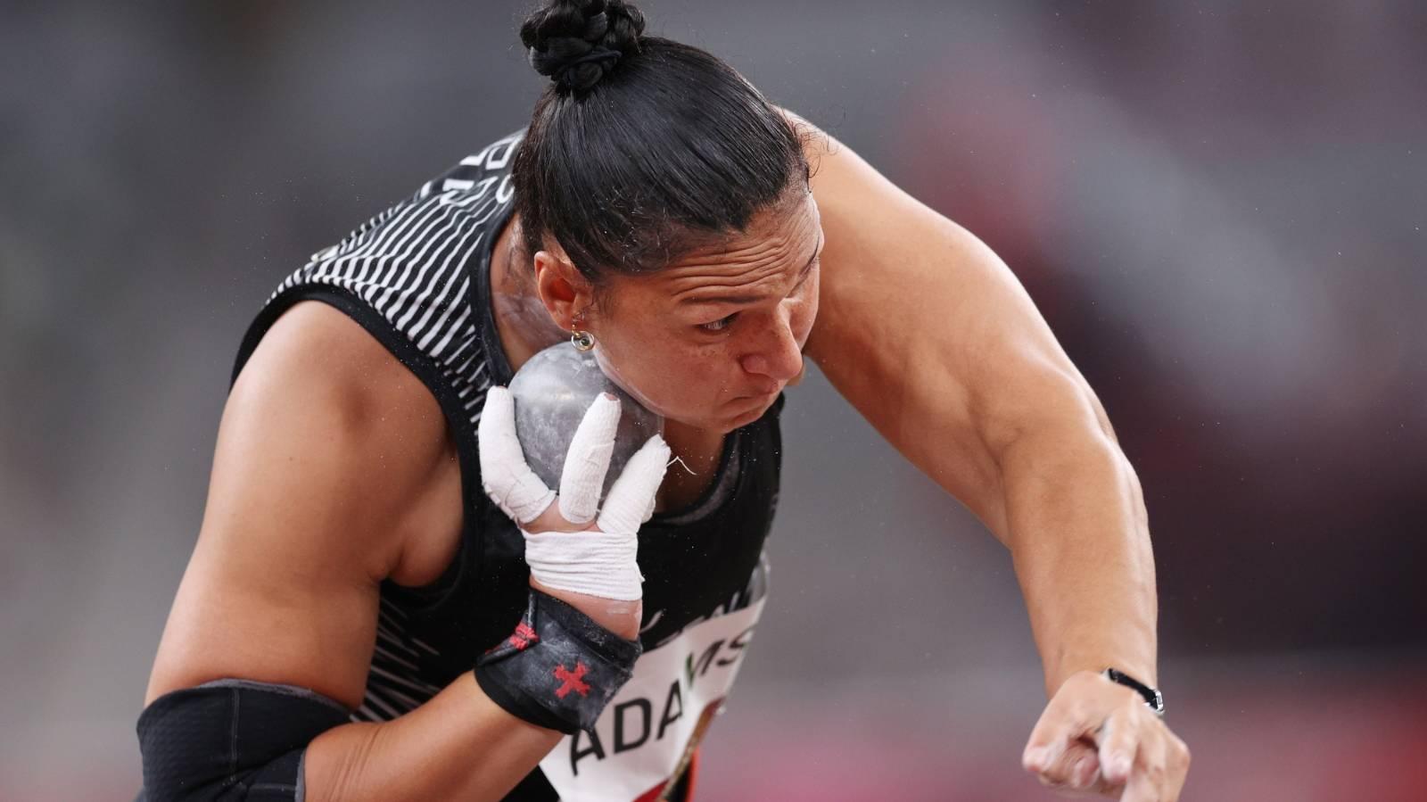 Dame Val guns for fourth Olympic medal