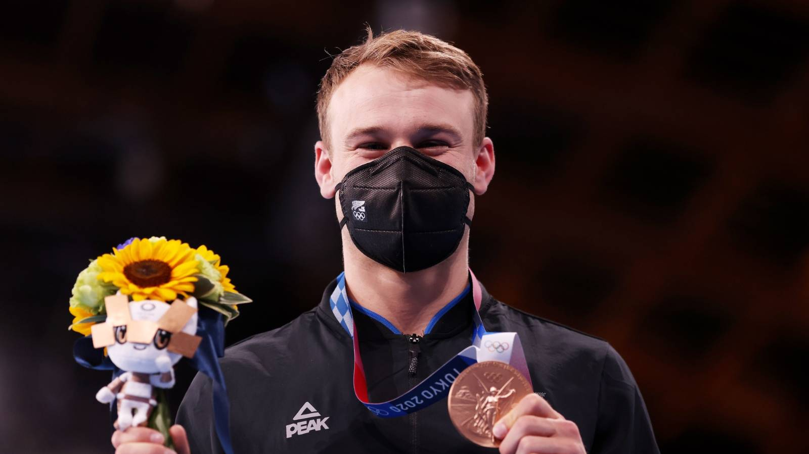 Calm sleep paves way for Dylan Schmidt's Olympic bronze medal