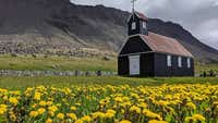 'Spectacular': Driving to the most remote part of Iceland