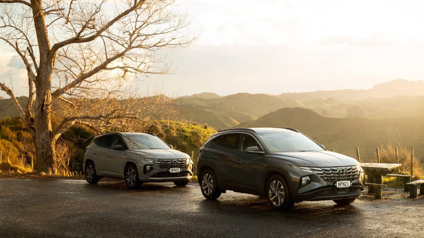 First drive review: Hyundai Tucson