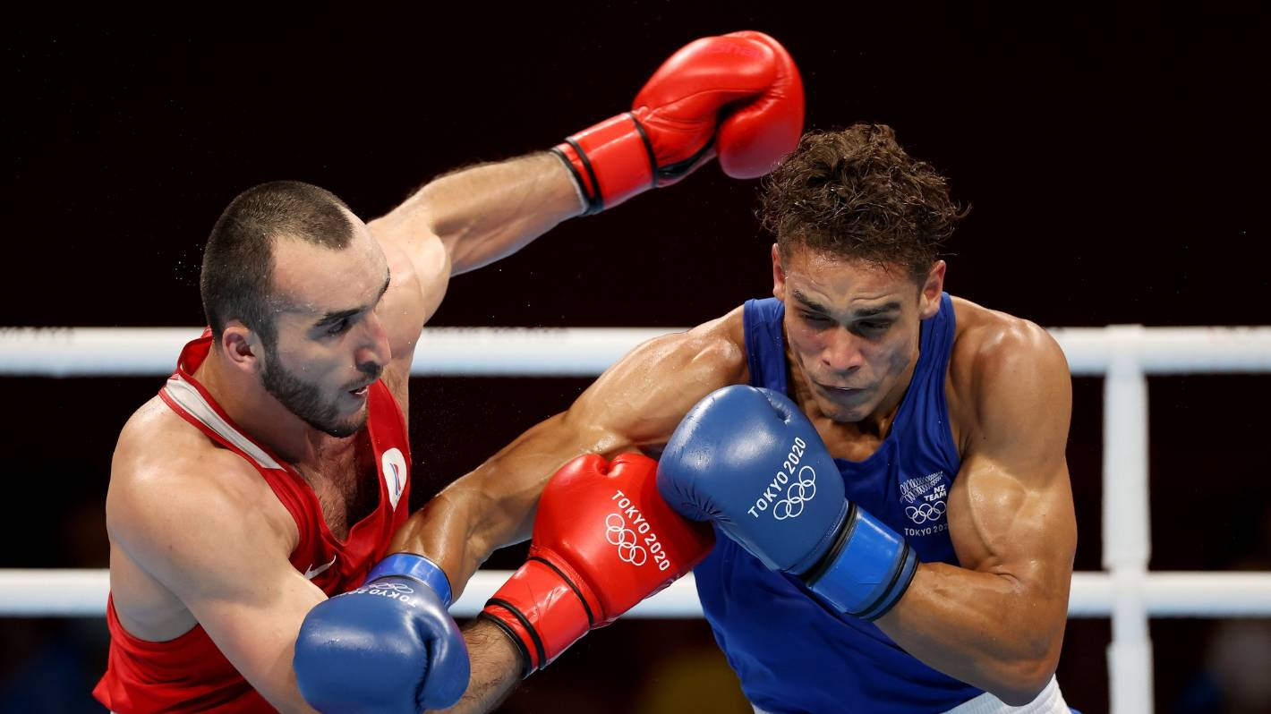 Tokyo Olympics: David Nyika targets switch to professional boxing after his 'bittersweet' bronze