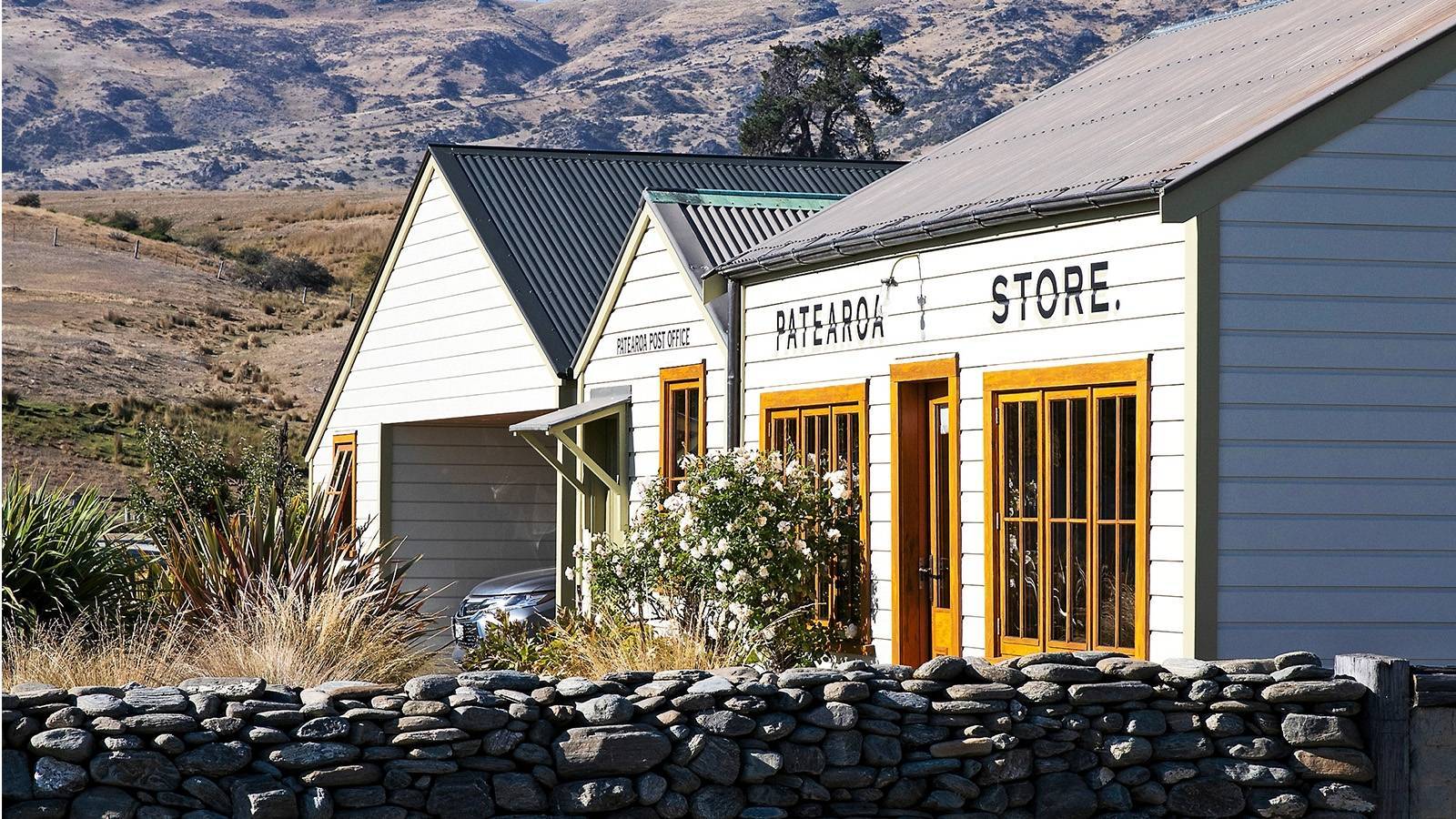 Old Otago post office now a super-cute home