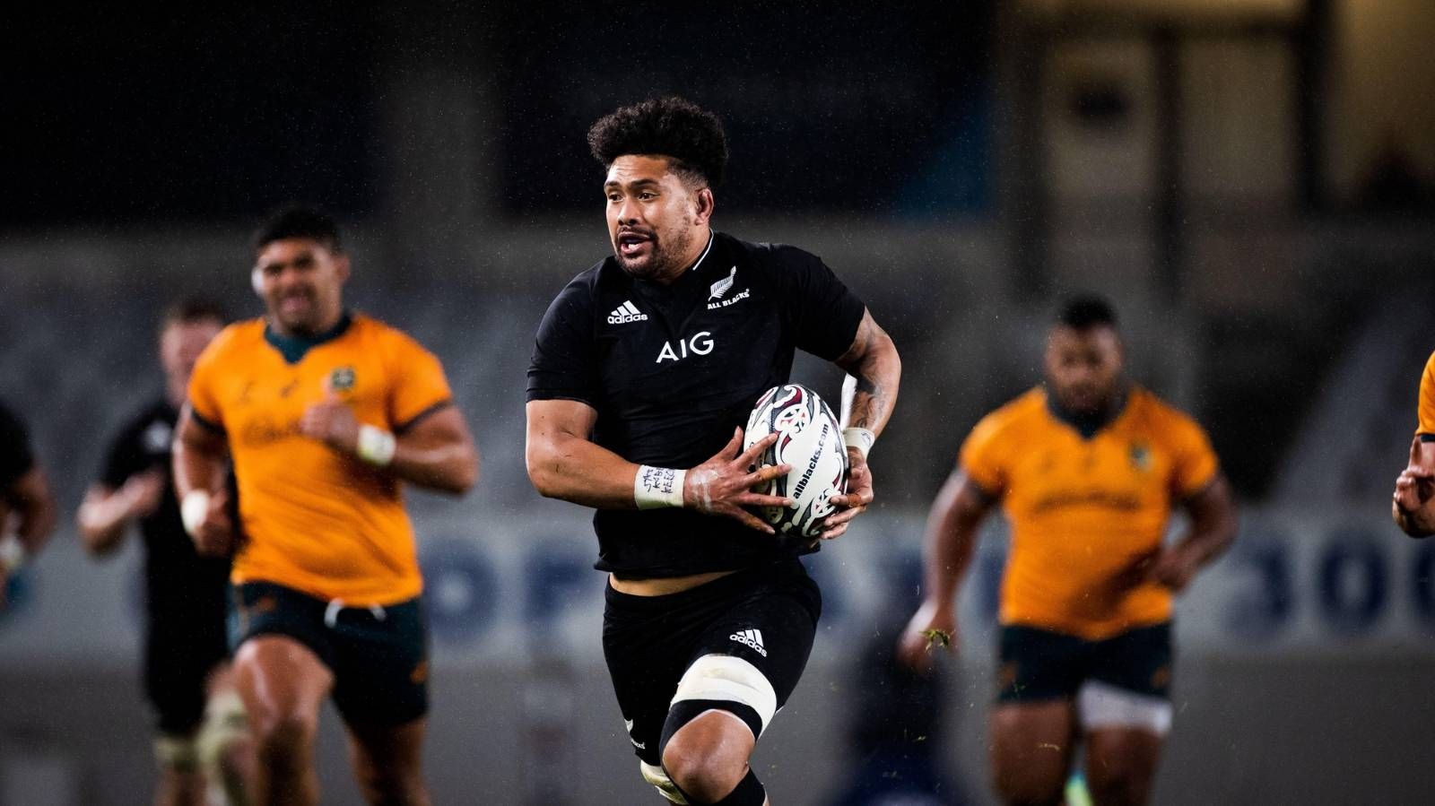 Foster explains 'great balancing act' ahead of Pumas test